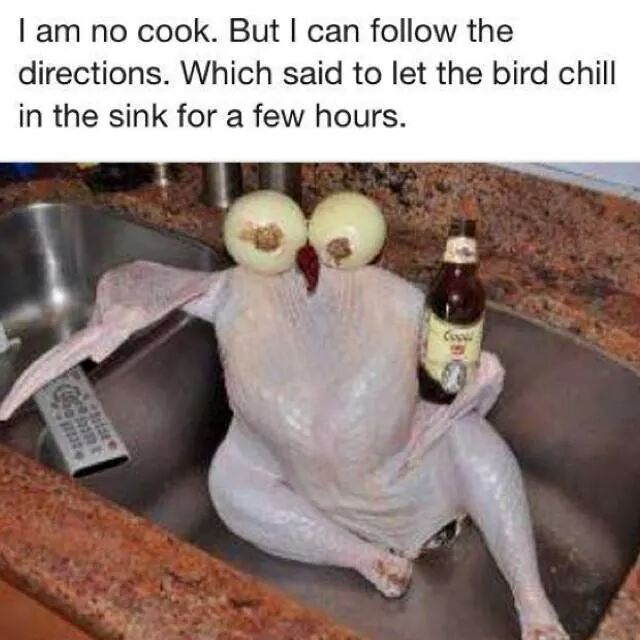 Chilled Chick